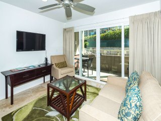 Chic Style! Private Lanai Off Pool+Den, Open Kitchen, AC, WiFi–Kauai Kailani