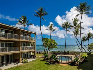 Family Fave w/Room+Super View! AC, WiFi, Den, Lanai, Kitchen Ease–Kauai Kailani