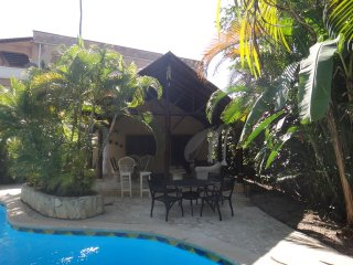 Villa stile caraibi