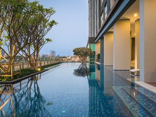 KF1169 Hua Hin 2 Bed Apartment Local Market True Arena
