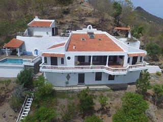 Las Tortugas Villa, Arial Shot