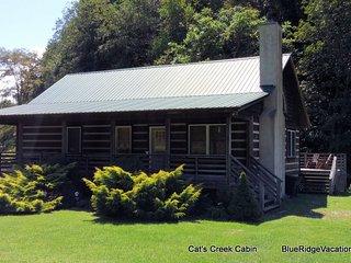 Cat's Creek Cabin