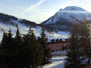 Appartamento con vista sul Mont Janus