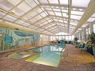 The Boardwalk, Beaches, Casinos at Your door! Wyndham Skyline Towers