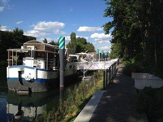 Loft - Découverte de l'habitat fluvial