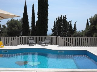 Ursa minor - completely new mediterranean villa with swimming pool