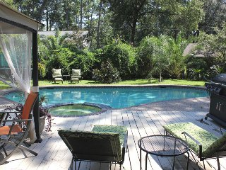 The Salt Lick Retreat ~ A Quiet Texas Oasis ~ $235 per Night (3BR / 2.5BA)