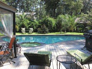 The Salt Lick Retreat ~ A Quiet Texas Oasis ~ $235 per Night (3BR / 2.5BA)