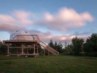 Eagle Treehouse Dome