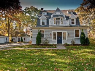 York Harbor 1890's Estate with In-Ground Heated Pool