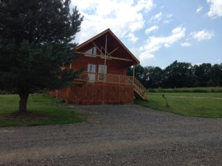 Cooperstown Double Play Cabins 3 - Close To Dreams Park & 5 Miles To Cooperstown