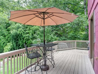 NEW! 1BR Asheville Apartment on River w/Mtn Views!
