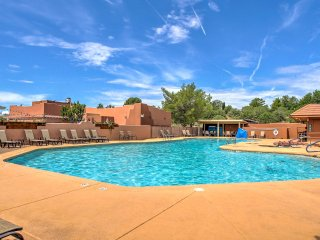 NEW! 1BR Inviting Sedona Cottage w/ Community Pool!