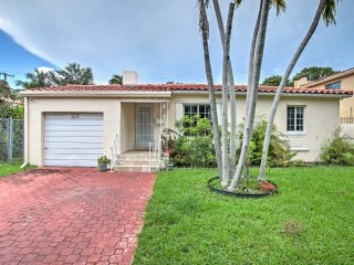 New! 3BR Coral Gables House near Miami!
