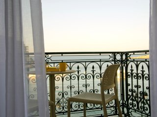 Maltese Balcony St. Julians Waterfront
