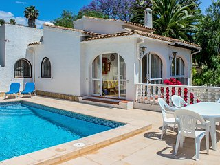 La Viña-32A - comfortable holiday accommodation in Benissa