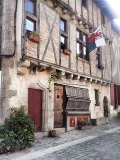 Gite medieval Saint-Nicolas, 8 a 11 personnes