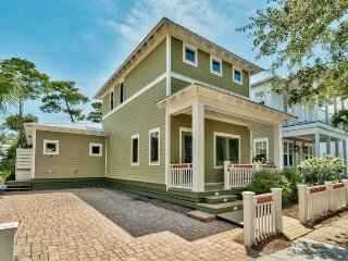 Live the Beach Lifestyle in this 3 Bedroom Home Along 30A | Near Seaside & The H
