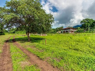 Multi-home property on secluded working, eco-friendly farm with lake views!