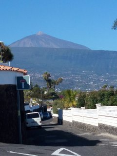 Teide Vulkan Blick