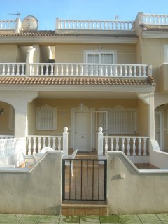 Lovely privately owned 3 bedroom town house - poolside facing,4 sun terraces