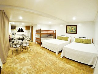Beachfront Apartment for 8pax at Station-1 Boracay