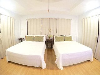 2-Floor Beachfront Apartment for 6pax at Station-1 Boracay