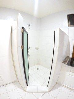Important: Bathtub is OFF-LIMITS.