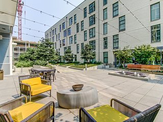 Spacious Luxury Apartments in Portland's Pearl District