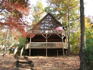 5BR/4BA Lake Blue Ridge - Waterfront Family Retreat- Free Wifi