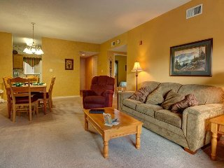 52' TV, Mtn View from Balcony, Great Location in Pigeon Forge