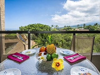 Kona Pacific B511 High Flr, AC, Elevators, Walk to Town, Oceanview!