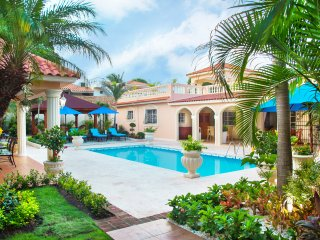 Santo Domingo Bachelor Party Luxury Mansion