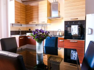 Colosseum confy apartment good for large families
