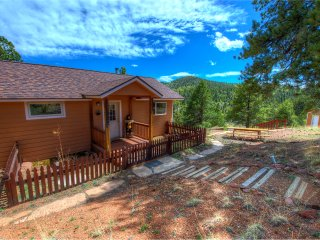 The Bears Den - secluded mountain cabin near Woodland park and colorado springs