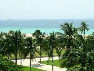 Luxurious South Beach Rental on Ocean Drive