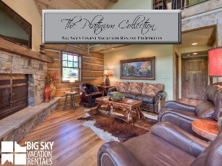 Big Sky Resort | Powder Ridge Cabin 10 Oglala