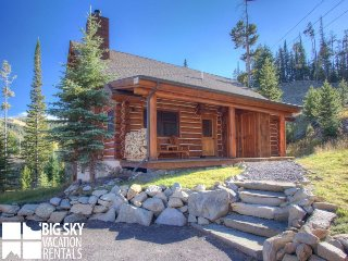 Big Sky Resort | Powder Ridge Cabin 1C Red Cloud
