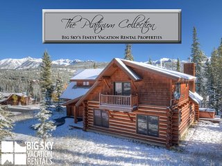 Big Sky Resort | Powder Ridge Cabin 24 Rosebud Loop