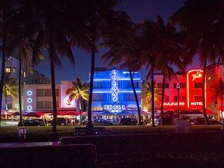 South Beach Vacation Rental on Ocean Drive