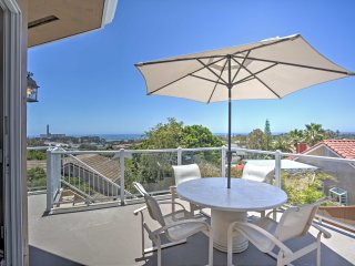 Upscale Carlsbad Home w/Ocean View - Mins to Beach