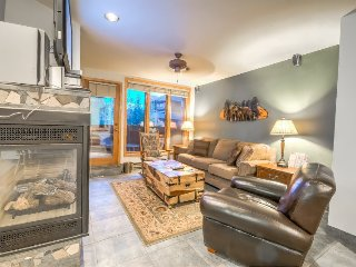 Fantastic Trappeur`s Crossing 3BD/3BA Steamboat Springs vacation Condo with