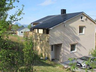 4 bedroom house in Skrolsvik on Senja