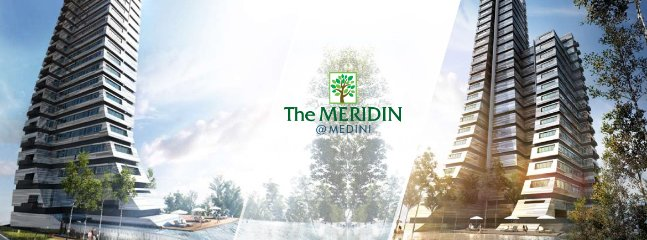 Brand new apartment 'The Meridin'