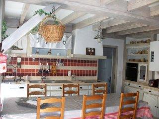 Nouveau: En plein coeur de l'Auvergne a Issoire- Maison cosy pour 6 personnes