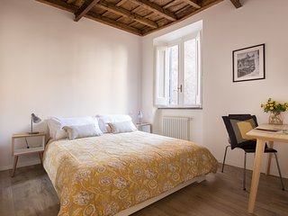 Cozy apartment by the Pantheon - totally renovated - A/C - WiFi - washer