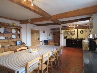 Home Farmhouse Kitchen. Strensham Worcester