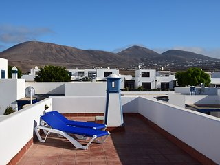 Casa Sol Azul, Beautiful semi-detached house in Puerto Calero