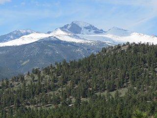 Longs Peak Lookout Cabin -- EV #3360