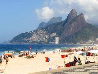 Apartment Copacabana Beach AP|Up to 10 people